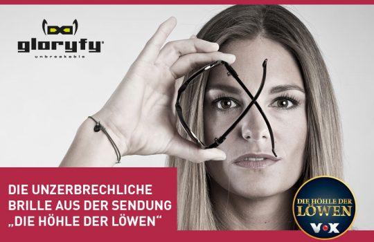 """Unzerbrechliche Brillen aus der Sendung """"Die Höhle der Löwen"""""""